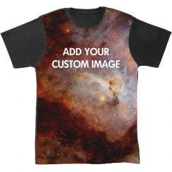 Custom Image Upload All Over Print