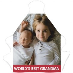 Custom Upload World's Best Grandma