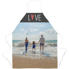Custom Upload Gifts For Mom Apron