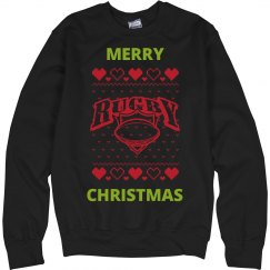 Merry rugby christmas