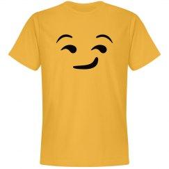Emoji Suggestive Face Costume