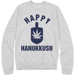 Happy Hanukkush Weed