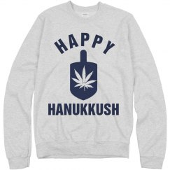 Happy Hanukkush Weed