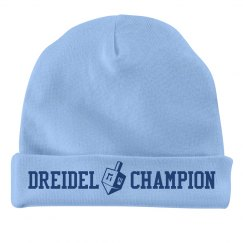 Dreidel Champion Baby Hat