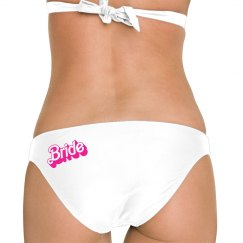 Barbie Bride bottom