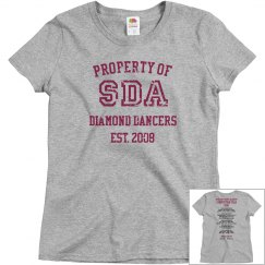 DD Property Of TSHIRT-Adult