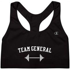 TEAM General Sports Bra