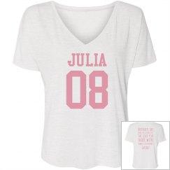 Womens - Julia Marrero Birthday Shirts