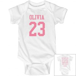 Infant - Julia Marrero Birthday Shirts