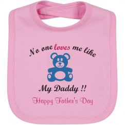 No One Loves me Like Daddy