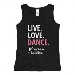 Live Love Tank