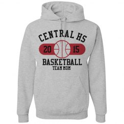 Central Basketball Mom