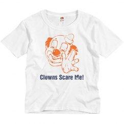 Clowns Scare Me