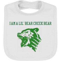 Bear Creek Bears Bib