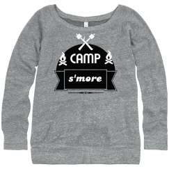 Camp S'More Slouchy Sweater