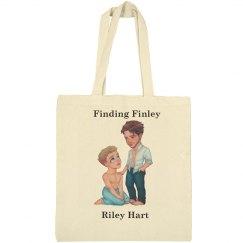 Finding Finley Bag