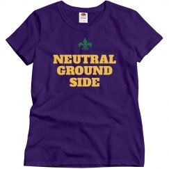 Mardi Neutral Ground Side
