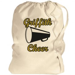 Griffith Cheer Pom Bag