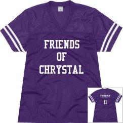 Friends of Chrystal