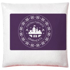 Flip Sequin Pillow Cover