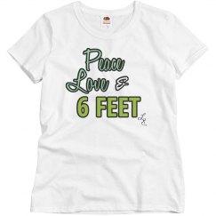 6 FEET 3