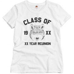 Class Reunion Custom Year