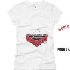 World Class Pong Champ