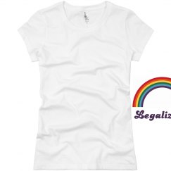 Legalize Gay Rights