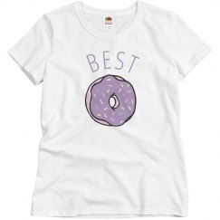 Pastel Best Friends Donut
