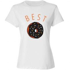 Pumpkin Spice Donut Best Friends