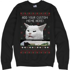 Custom Smudge Meme Sweater