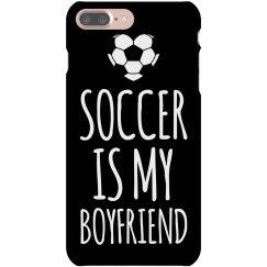 Soccer Is My Boyfriend!