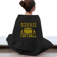 Morris Warriors Blanket