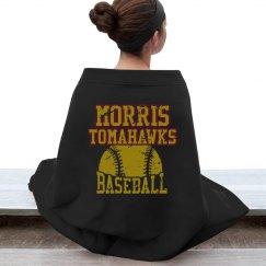 Tamahawks Blanket