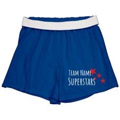Superstar Cheer Shorts