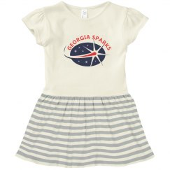 GSC Toddler Baby Rib Dress