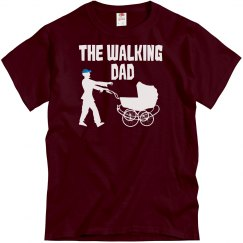 Funny Walking Dad Father's Day