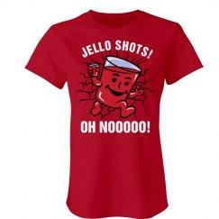 Jello Shots Oh No!