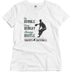 Women's Tee - Be Humble