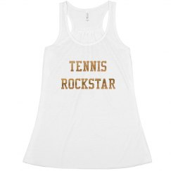 Shiny Tennis Rockstar  The Jen