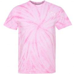 Erica Lin Signed Tie Dye T Shirt