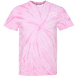Erica Lin Signed Tie Dye T Shirt