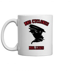 Mrs. Lewis Cyclones Mug