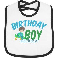 Superhero Birthday Baby