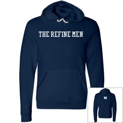 The Refine Men Fleece Pull over Hoody
