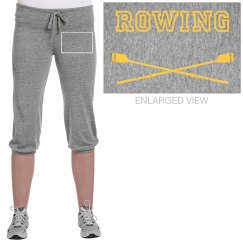 Rowing pants