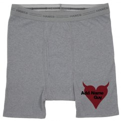 Custom Valentine undies