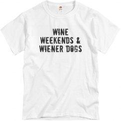 Wine & Weekends