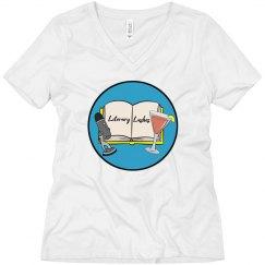 Literary Lushes T-shirt