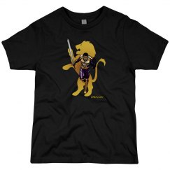 Legacy A.D. Youth Deacon Shirt- Lion Edition